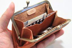 「 がま口財布 」の画像 革教室の様子や新商品の紹介ブログ 『銀革屋』 Ameba (アメーバ)