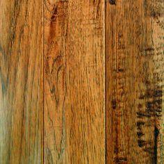 Mullican Flooring Mullican 4-in W Prefinished Hickory Hardwood Flooring (Saddle)