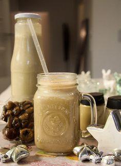 gewürzte Maronen-Chai-Latte oder Maronen-Espresso-Latte – vegan   kochtrotz - Rezepte für Gluten-Unverträglichkeit, Fructose-Intoleranz, Laktose-Intoleranz, Histamin-Intoleranz, Zöliakie, Sorbit-Intoleranz, jetzt auch vegan und sojafrei