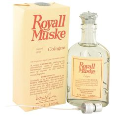 ROYALL MUSKE by Royall Fragrances All Purpose Lotion - Cologne 4 oz