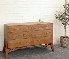 Mobiliario inspirado en los 50 de Tide DesignMid-century modern furniture by Tide Design