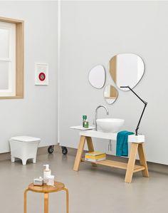 The.Artceram, Il Cavaletto - design Meneghello Paolelli Associati