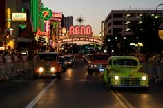 9. Summery Place/Travel:  Hot August Nights in Reno
