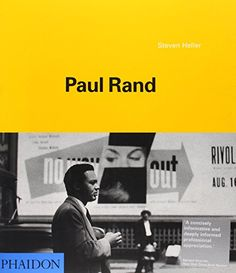 Paul Rand by Steven Heller http://www.amazon.com/dp/0714839949/ref=cm_sw_r_pi_dp_iY3yvb0AMG7EW