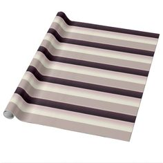 Shaded Stripes Wrapping Paper   $20.95 per roll Artwork designed by karlajkitty. Made by Zazzle Home in San Jose, CA. Sold by Zazzle.