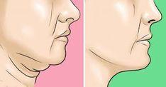 Užite si krásne kontúry tváre a zbavte sa dvojitej brady, tak ako som sa jej zbavila ja, bez toho, aby ste museli navštíviť plastického chirurga | MegaZdravie.sk