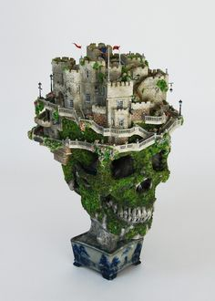 The bonsai skull castle
