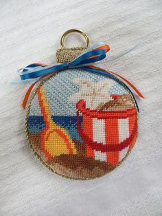 Colorful beach theme