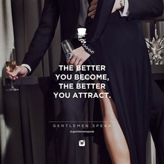 The better way you think of yourself the better you attract