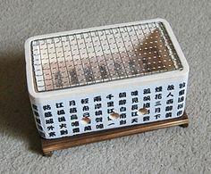 The Little Baby Ceramic Tabletop Konro Hibachi Set For
