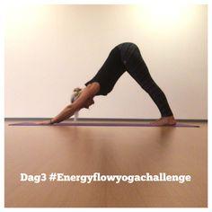 Dag3 #Energyflowyogachallenge Gitta van Sermondt #Energyflow #yoga