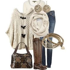 Awesome Look for Fall/Winter!
