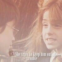 45. She tries to keep him out of trouble   101 reasons to ship Harry and Hermione.