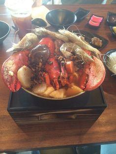 Pot Tea Social House - Las Vegas, NV, United States. Lobster hot pot
