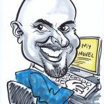Caricatures on-the-spot at parties – what they should look like