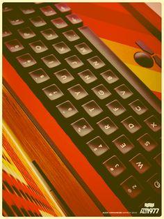 70s keyboard