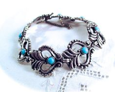 Vintage MARGOT DE TAXCO Sterling Silver by DaffodilsVintage, $319.00