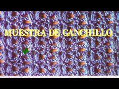 APLICACION DE GANCHILLO - YouTube