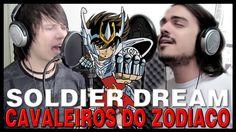 Cavaleiros do Zodíaco - Abertura 2 - Soldier Dream (Completa em Português)