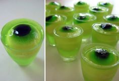 Eyeball jelly | Halloween food inspiration and ideas | Mouths of Mums