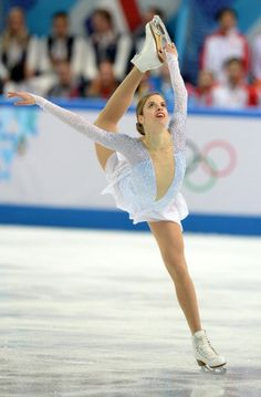 Carolina Kostner - Team Figure Skating - Sochi 2014
