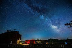 Geauga County Observatory - Ohio - Captured by Andrew Gacom Photography - www.andrewgacom.com