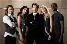 TNT Cancels Leverage After Five Seasons - IGN