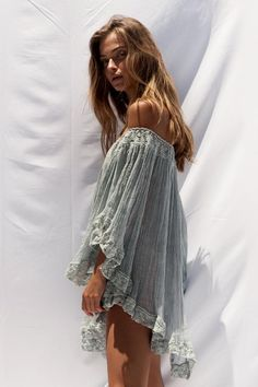 Hippie Chic, Boho Chic, Boho Beach Style, Summer Outfits, Cute Outfits, Summer Dresses, Mini Dresses, Girly Outfits, Summer Clothes