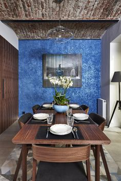 View the full picture gallery of Atelier In Prague Investors, Prague, Studios, Table Settings, Dining Table, Living Room, Pictures, House, Furniture