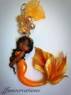 Principessa Tiana 🐸 #like  #instagood #follow #creative #artoftheday #lfimocreations #clay #creation #polymerclay #handmade #miniature #picoftheday #photooftheday #jewellery #jewelry #jewels #handmadejewelry #italia #italy #frog #tiana #disney #baby #doll #mermaid #mermaids #love #orange #gold