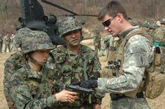 New U.S-Korean military unit being created - UPI.com