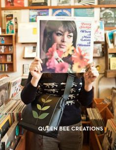 25% off Everything on the site - today only! Its our 17th birthday! www.queenbee-creations.com