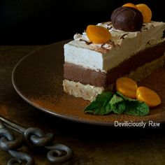 RawVegan Avocado Chocolate Mousse Cake  Here is the newest recipe in my healthy cake series!  http://deviliciouslyraw.com/2015/05/12/rawvegan-avocado-chocolate-mousse-cake/  #raw #vegan #rawvegan #rawchocolatecake #rawcake #avocadomousse #healthycake #rawdessert #superfood #realfood #healthylifestyle #lovehealth #hclf #healthyfoodporn #veganfoodlovers #plantbased #rawfooddublin #nourishyourself #healthyfoodshare #rawesomedaily #fitfood  #healthychoices #fullyraw #whatveganseat…
