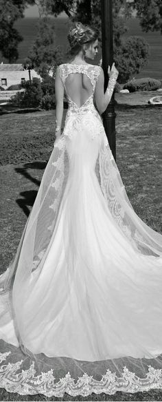 Galia Lahav Spring 2015 : La Dolce Vita Bridal Collection #weddbook #wedding #dress #bride #fashion