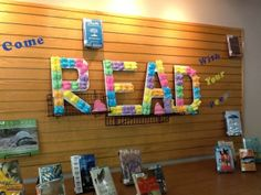Come read with your peeps