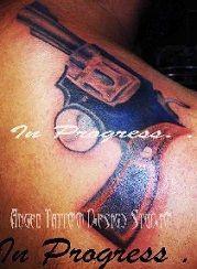 Angel Tattoo Design Studio : Known for Best Tattoo Artist services in Gurgaon Delhi-NCR - India. Thanks ! Satty Tattoo Artist.