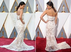 Google's Top-Searched Oscar Dresses Are Not What You'd Expect - Priyanka Chopra (Back)  - from InStyle.com