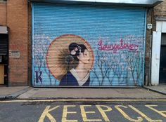 Street Art Tour East London - girltweetsworld.com