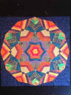 159 Best Kaleidoscope Quilts Images Kaleidoscope Quilt