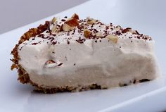 Cinnamon Chai Cream Pie...made one of these babies tonight with some serious success.
