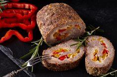 Paprikás, sajtos fasírt - Recept   Femina