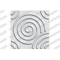 Plastic Textured 3D Decorative Ceiling Panels Waterproof Wall Panels