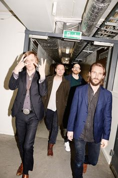 The Self-Titled Interview: Refused (Photo by Felix Swensson)