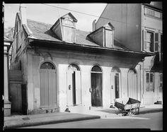 Vincent Gonzales house, 1012 Dauphine St., New Orleans, Orleans Parish, Louisiana