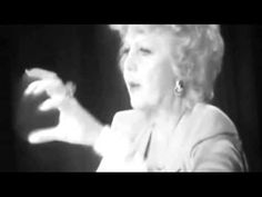 Stella Adler: Using imagination to think about a play, setting and socia...