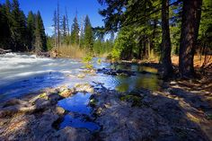 Rogue River Gorge - Prospect, Oregon