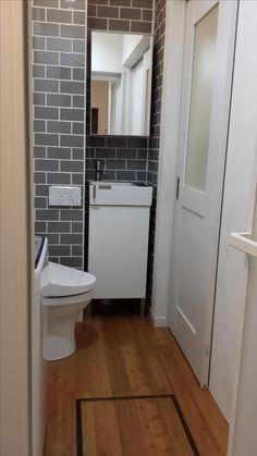 バスルーム完成です!!