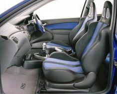 2003 Ford Focus RS Interior