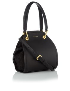 Black Leather Peyton Tote Maiyet