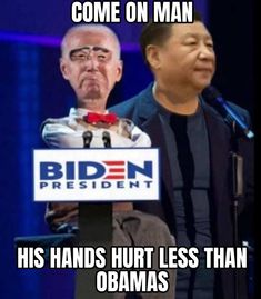 Lame Duck, His Hands, Obama, Laughter, Presidents, It Hurts, Memes, Meme